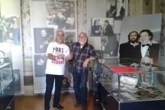 Giampiero Lucchini e Cesare Zanetti