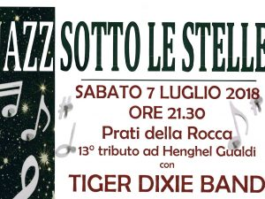 Jazz sotto le stelle 2018