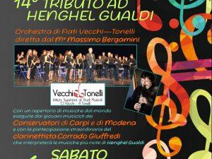 Jazz sotto le stelle: 14° tributo ad Henghel Gualdi