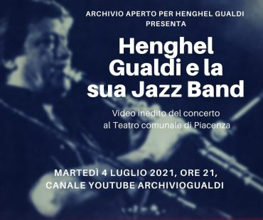 Henghel Gualdi e la sua Jazz band