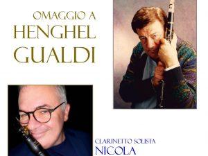Omaggio a Henghel Gualdi